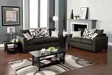 medium gray sofa set fa3010 fabric sofas