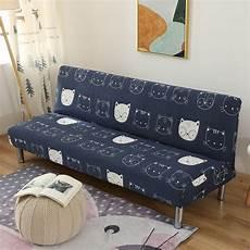 no armrest stretch sofa cover slipcover all covered
