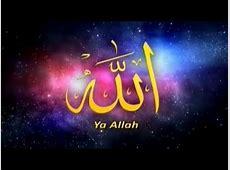 Asmaul Husna 99 Nama Kebesaran ALLAH SWT! Cocok utk