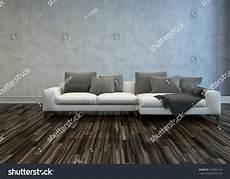 Gray Sectional Sofa 3d Image by 3d Rendering White Sectional Sofa Grey Stock Illustration