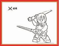 Malvorlagen Ninjago Nya Malvorlagen Ninjago Nya Ausmalbilder Zum Ausdrucken