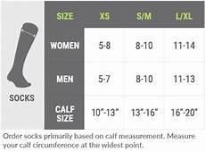 Activa Compression Socks Size Chart Getting The Right Fit Procompression Com