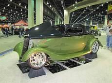 2020 Dodge Kraken by Autorama 2010 Great Eight Finalist 1934 Ford 3 Win Cpe