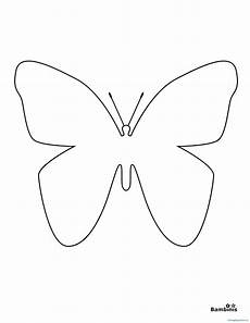 butterfly coloring pages simple coloring pages for