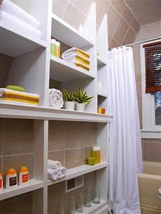 12 clever bathroom storage ideas hgtv - Clever Bathroom Storage Ideas