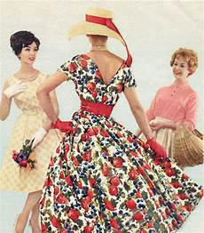 1950s fashion the fashion ezine