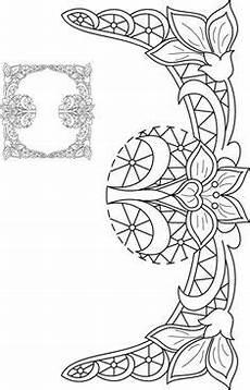 Malvorlagen Jugendstil Classic Rahmen Mit Floralen Motiven Zum Ausdrucken Shabby Motive