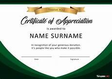 Certificate Of Appreciation Doc Sample Certificate Of Appreciation For Resource Speaker