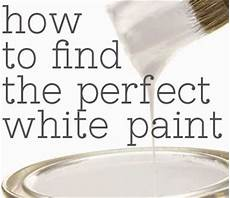 How To White Paint How To Find The White Paint