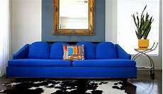 bright blue blue sofa bright blue blue