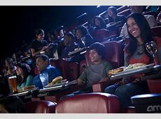Curtain Rises on AMC Dine In Theatres at Downtown Disney