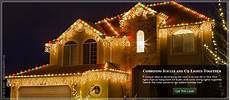 Led Vs Clear Christmas Lights Outdoor Christmas Lights Ideas For The Roof