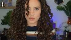 curly hair routine curly wavy hair updated
