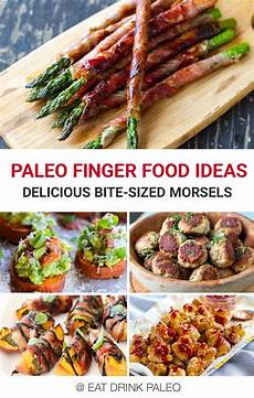 paleo finger food ideas and appetizers for a