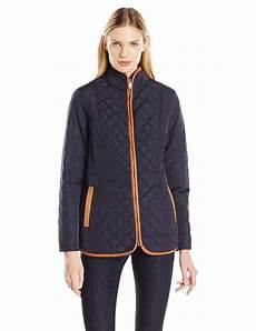 womens barn jackets and coats stuffed jones new york s quilted barn jacket at