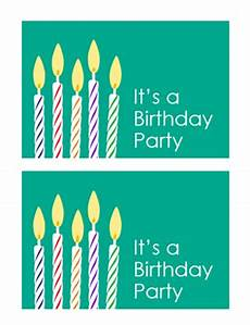 Birthday Invitation Postcards Birthday Invitation Postcards