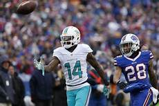 Miami Dolphins Receiver Depth Chart Breaking Down The Miami Dolphins 2017 Depth Chart Wide