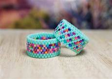 292 best beadwork rings images on ring