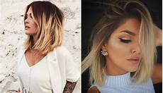 frisuren damen blond bob fascinating ombre bob hairstyles to try pretty