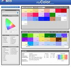 Rosco Color Chart Tired Of Flipping Through Endless Swatches Of Color