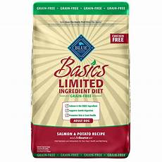 Grain Free Dog Food Comparison Chart Blue Buffalo Blue Basics Limited Ingredient Grain Free