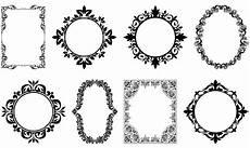 immagini cornici da stare 8 cornici varie forme different frames vettoriali