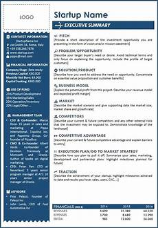 Layout Of A Business 5 Free Executive Summary Templates Excel Pdf Formats