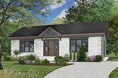 Two Bedroom House Simple 2 Bedroom House Plan 21271dr Architectural