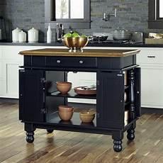 black kitchen islands americana black kitchen island home styles