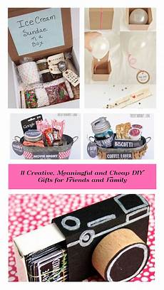 diy geschenke 11 creative meaningful and cheap diy gifts for friends
