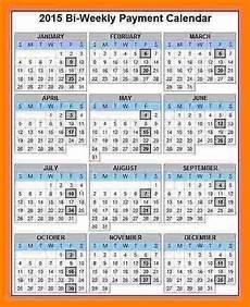 2020 Payroll Calendar Template 5 Bi Weekly Payroll Calendar Sles Of Paystubs Payroll