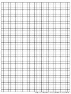 Graph Paper Full Sheet Graph Paper Full Page Grid Quarter Inch Squares 29x38