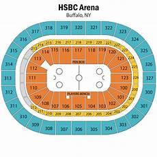 Sabres Virtual Seating Chart Keybank Center Seating Chart Views And Reviews Buffalo