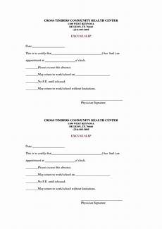 Doctor Notes 25 Free Doctor Note Excuse Templates Template Lab