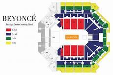 Barclays Center Seating Chart Concert Beyonc 233 Barclays Center