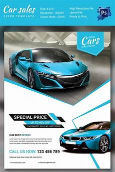 Car Sale Flyer Sales Flyer Template 61 Free Psd Format Download Free