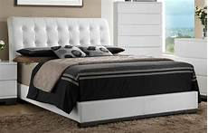 white contemporary 6 king bedroom set avery rc