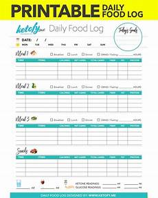 Food Tracking Log Keto Fy Me Cut Carbs Not Flavor Printable Keto