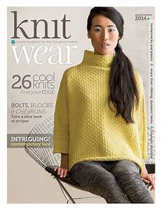 knit wear 2014 digital edition interweave