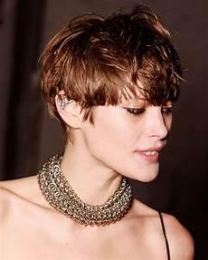 kurzhaarfrisuren frauen ohren 2018 hairstyles for hair easy fast pixie and bob