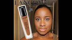 Lancome 24 Hour Foundation Color Chart Lancome Teint Idole 24hr Foundation In Shade 500 Suede W