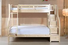 castle plus single bunk bed with storage stair