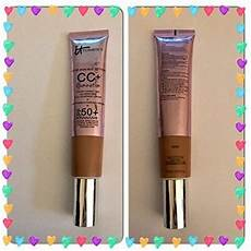 It Cosmetics Supersize Cc Illumination Light 2 53 Fl Oz It Cosmetics Full Coverage Spf 50 Cc Cream Illumination