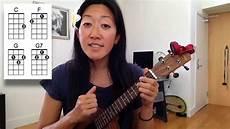 Youtube Girl Chart The Girl Beginner Ukulele Jam Disney Little