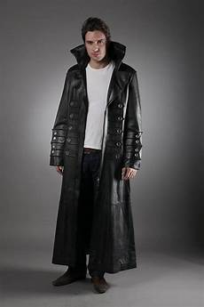 coats for with s leather trench coat in black leather coats