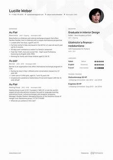 What Goes On A Resume Download Au Pair Resume Example For 2020 Enhancv Com