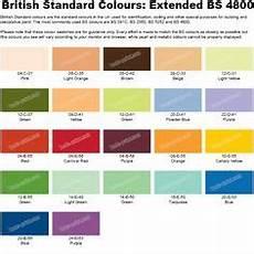 Rail Color Chart 11 Best Colour Charts Images British Standards Dulux