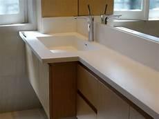 bagno corian arco arredo design in dupont corian 174 mobile bagno