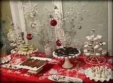 bridgey widgey winter dessert table