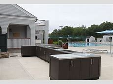 Portable Outdoor Kitchen Design For Greenwich Country Club